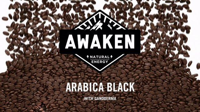 WakeUpNow Wake Up Now Scam Awaken Arabica Black with Ganoderma