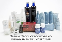 wakeupnow TRIVANI skincare natural trivani products