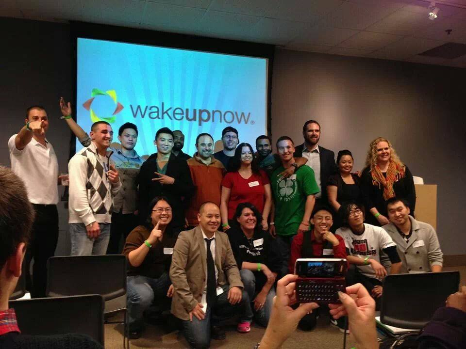 wakeupnow team