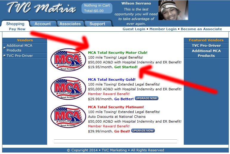 is motor club of america legit ForMca Motor Club Of America Scam
