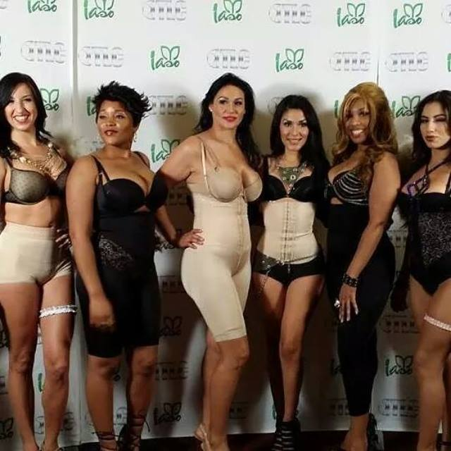 Total Life Changes Body shaper Kaprese Selina Isabella Demetra Denean totallifechanges shapewear garments waist slimmer buttocks lifter enchancer control shaping body suit strapless body shaper iaso