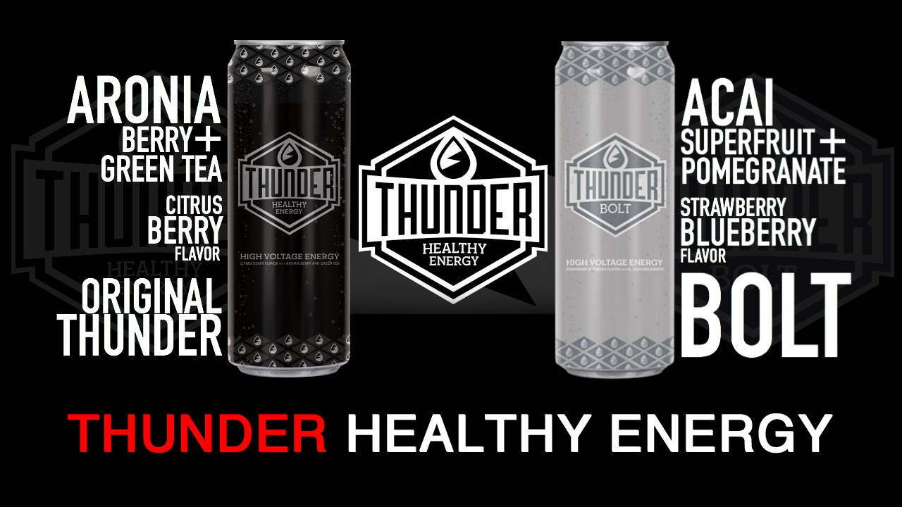 Disrupt awaken thunder bolt healthy energy drink ingredients